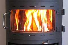 wood burning stoves Bosley